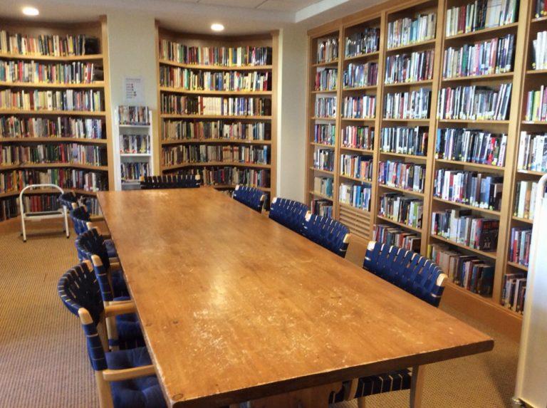 Library - Maa Gayatri Ram Sukh Pandey PG College